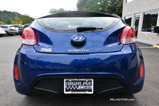 2017 Hyundai Veloster Dual Clutch Waterbury, Connecticut 4