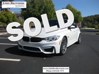2017 Sold Bmw M3 Competition Conshohocken, Pennsylvania