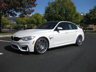 2017 Sold Bmw M3 Competition Conshohocken, Pennsylvania 1