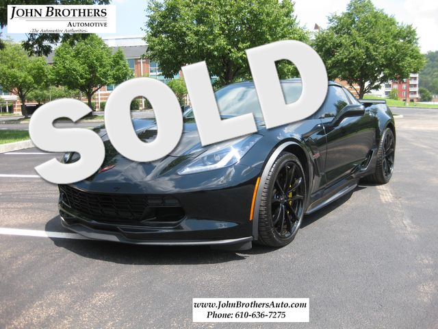 2017 Sold Chevrolet Corvette Grand Sport 1LT Conshohocken, Pennsylvania