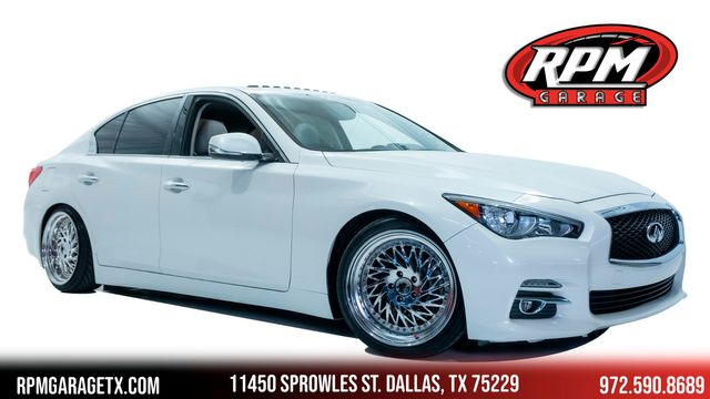 2017 Infiniti Q50 3.0T Premium Lowered with Many Upgrades in Dallas, TX 75229