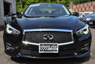 2017 Infiniti Q50 Hybrid RWD Waterbury, Connecticut 10