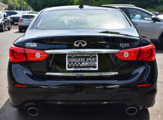 2017 Infiniti Q50 Hybrid RWD Waterbury, Connecticut 6