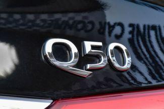 2017 Infiniti Q50 Hybrid RWD Waterbury, Connecticut 14