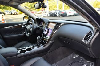 2017 Infiniti Q50 Hybrid RWD Waterbury, Connecticut 22