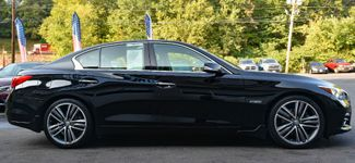2017 Infiniti Q50 Hybrid RWD Waterbury, Connecticut 7