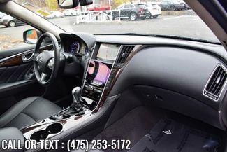 2017 Infiniti Q50 Hybrid RWD Waterbury, Connecticut 20