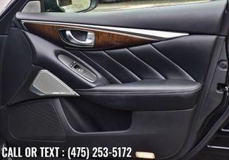 2017 Infiniti Q50 Hybrid RWD Waterbury, Connecticut 21