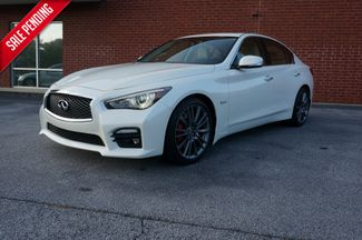 2017 Infiniti Q50 Red Sport 400 in Loganville Georgia, 30052