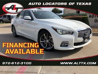 2017 Infiniti Q50 with NAVIGATION 3.0t Signature Edition in Plano, TX 75093