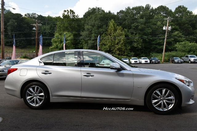 2017 Infiniti Q50 3.0t Sport Waterbury, Connecticut 6