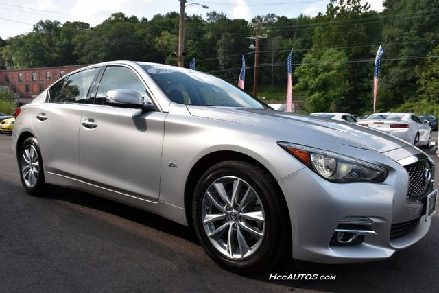 2017 Infiniti Q50 3.0t Sport Waterbury, Connecticut 7