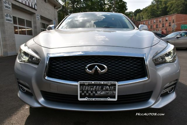 2017 Infiniti Q50 3.0t Sport Waterbury, Connecticut 8