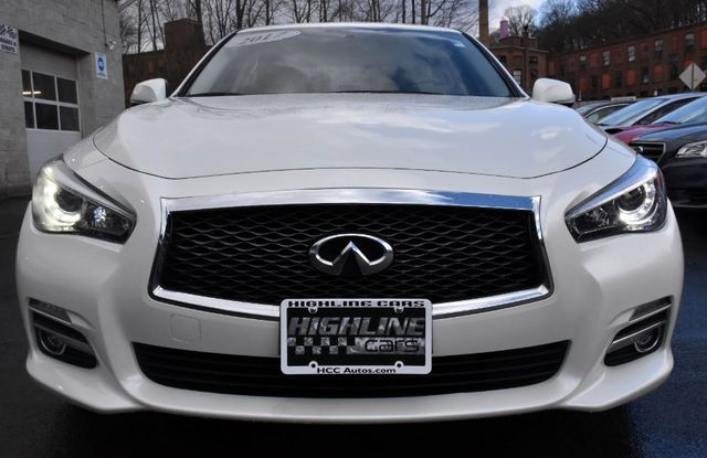 2017 Infiniti Q50 3.0t Premium Waterbury, Connecticut 9