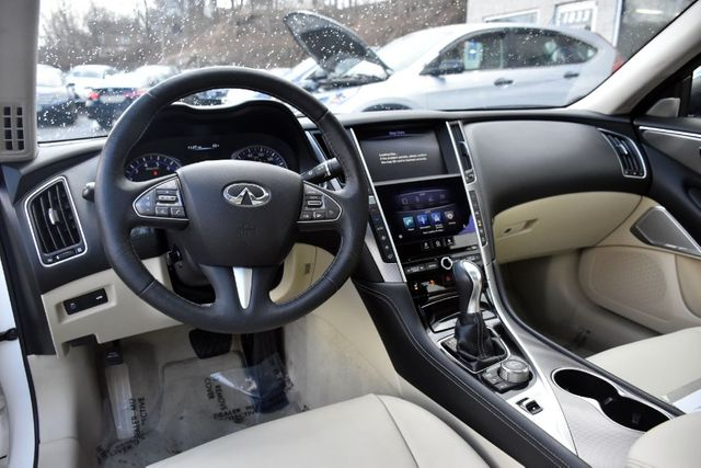 2017 Infiniti Q50 3.0t Premium Waterbury, Connecticut 18