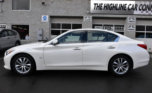 2017 Infiniti Q50 3.0t Premium Waterbury, Connecticut 3