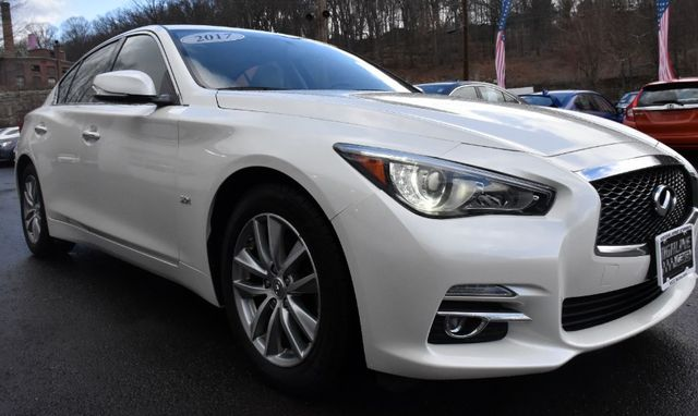 2017 Infiniti Q50 3.0t Premium Waterbury, Connecticut 8