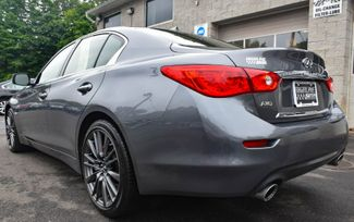 2017 Infiniti Q50 Red Sport 400 Waterbury, Connecticut 4