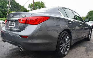 2017 Infiniti Q50 Red Sport 400 Waterbury, Connecticut 6