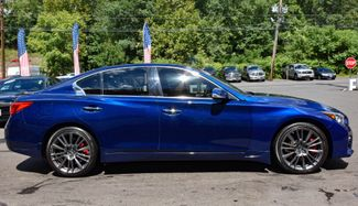 2017 Infiniti Q50 Red Sport 400 Waterbury, Connecticut 7