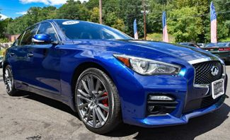 2017 Infiniti Q50 Red Sport 400 Waterbury, Connecticut 8