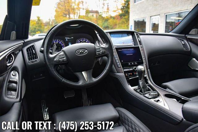 2017 Infiniti Q50 Red Sport 400 Waterbury, Connecticut 17