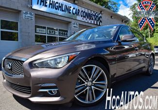 2017 Infiniti Q50 3.0t Premium Waterbury, Connecticut