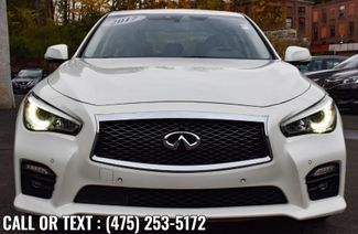 2017 Infiniti Q50 Red Sport 400 Waterbury, Connecticut 9
