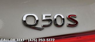 2017 Infiniti Q50 Red Sport 400 Waterbury, Connecticut 15