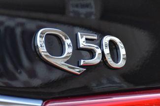 2017 Infiniti Q50 3.0t Premium Waterbury, Connecticut 12