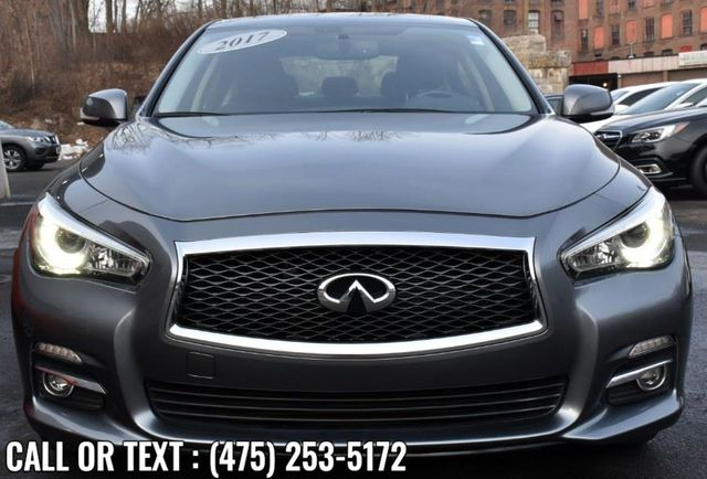 2017 Infiniti Q50 2.0t Waterbury, Connecticut 9