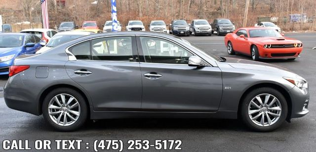 2017 Infiniti Q50 2.0t Waterbury, Connecticut 7