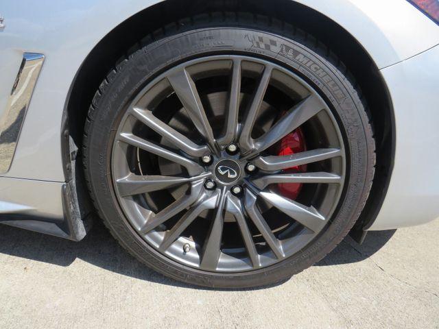 2017 Infiniti Q60 Red Sport 400 in McKinney, Texas 75070