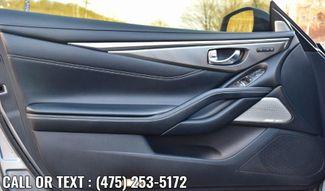 2017 Infiniti Q60 2.0t Premium Waterbury, Connecticut 25
