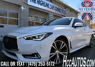 2017 Infiniti Q60 3.0t Premium Waterbury, Connecticut