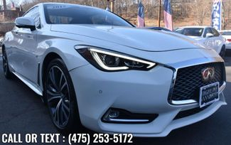 2017 Infiniti Q60 3.0t Premium Waterbury, Connecticut 6