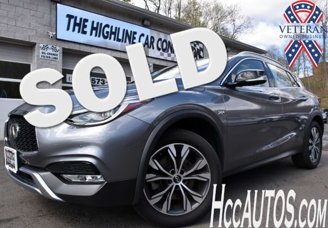 2017 Infiniti QX30 Premium Waterbury, Connecticut