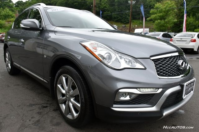 2017 Infiniti QX50 AWD Waterbury, Connecticut 10