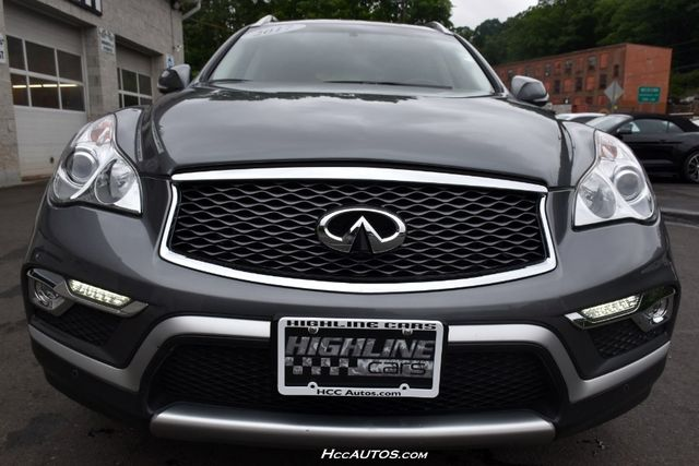 2017 Infiniti QX50 AWD Waterbury, Connecticut 11