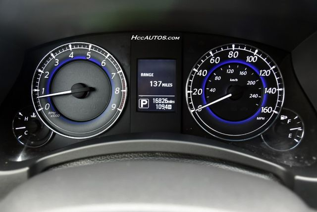 2017 Infiniti QX50 AWD Waterbury, Connecticut 33