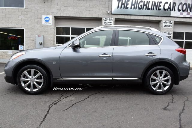 2017 Infiniti QX50 AWD Waterbury, Connecticut 5