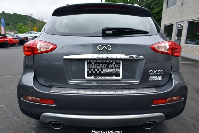 2017 Infiniti QX50 AWD Waterbury, Connecticut 7