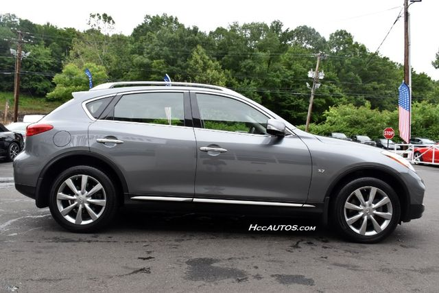 2017 Infiniti QX50 AWD Waterbury, Connecticut 9