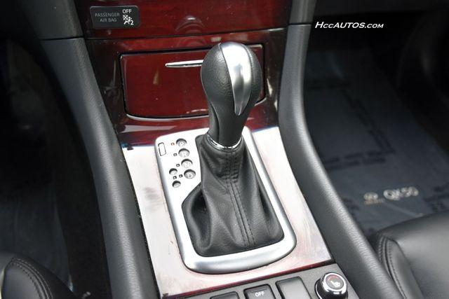 2017 Infiniti QX50 AWD Waterbury, Connecticut 38