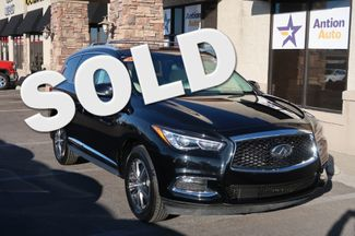 2017 Infiniti QX60 Base | Bountiful, UT | Antion Auto in Bountiful UT