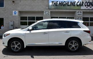 2017 Infiniti QX60 AWD Waterbury, Connecticut 2
