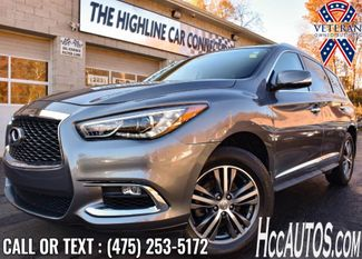2017 Infiniti QX60 AWD Waterbury, Connecticut
