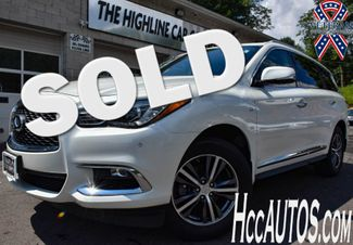 2017 Infiniti QX60 AWD Waterbury, Connecticut 0