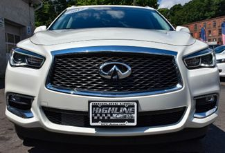2017 Infiniti QX60 AWD Waterbury, Connecticut 8