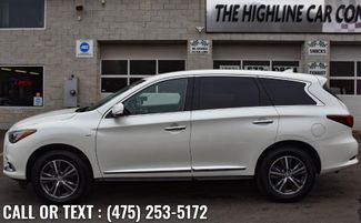 2017 Infiniti QX60 AWD Waterbury, Connecticut 2